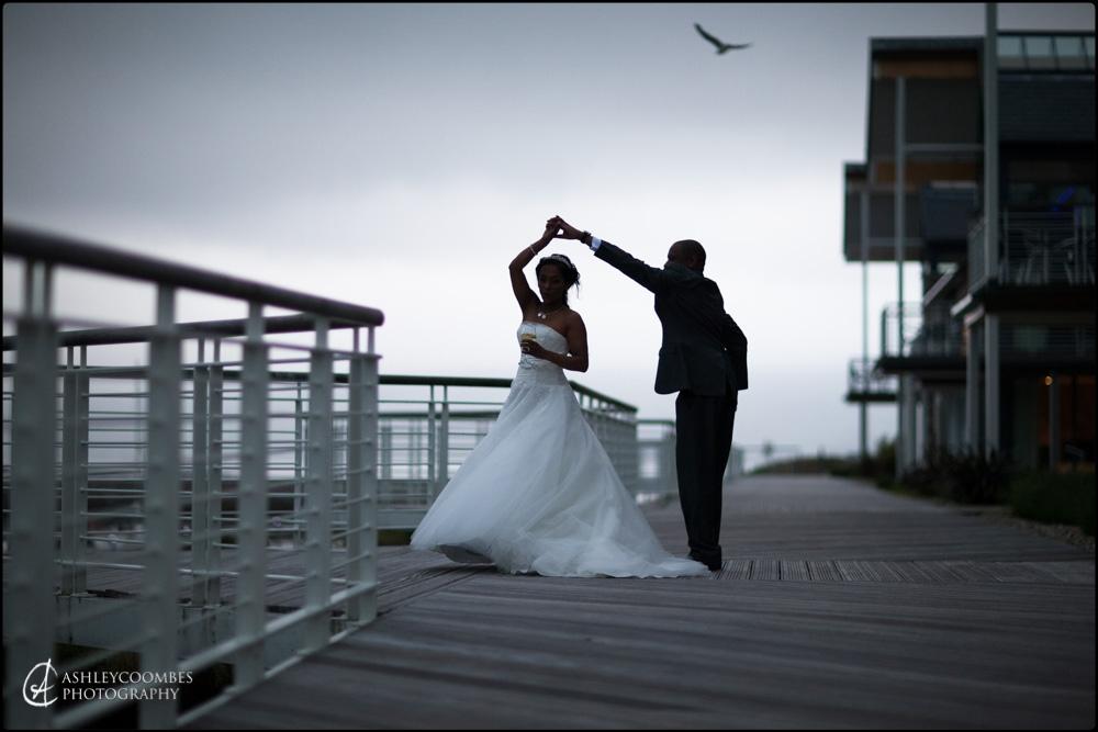 Wedding Portavadie Marina