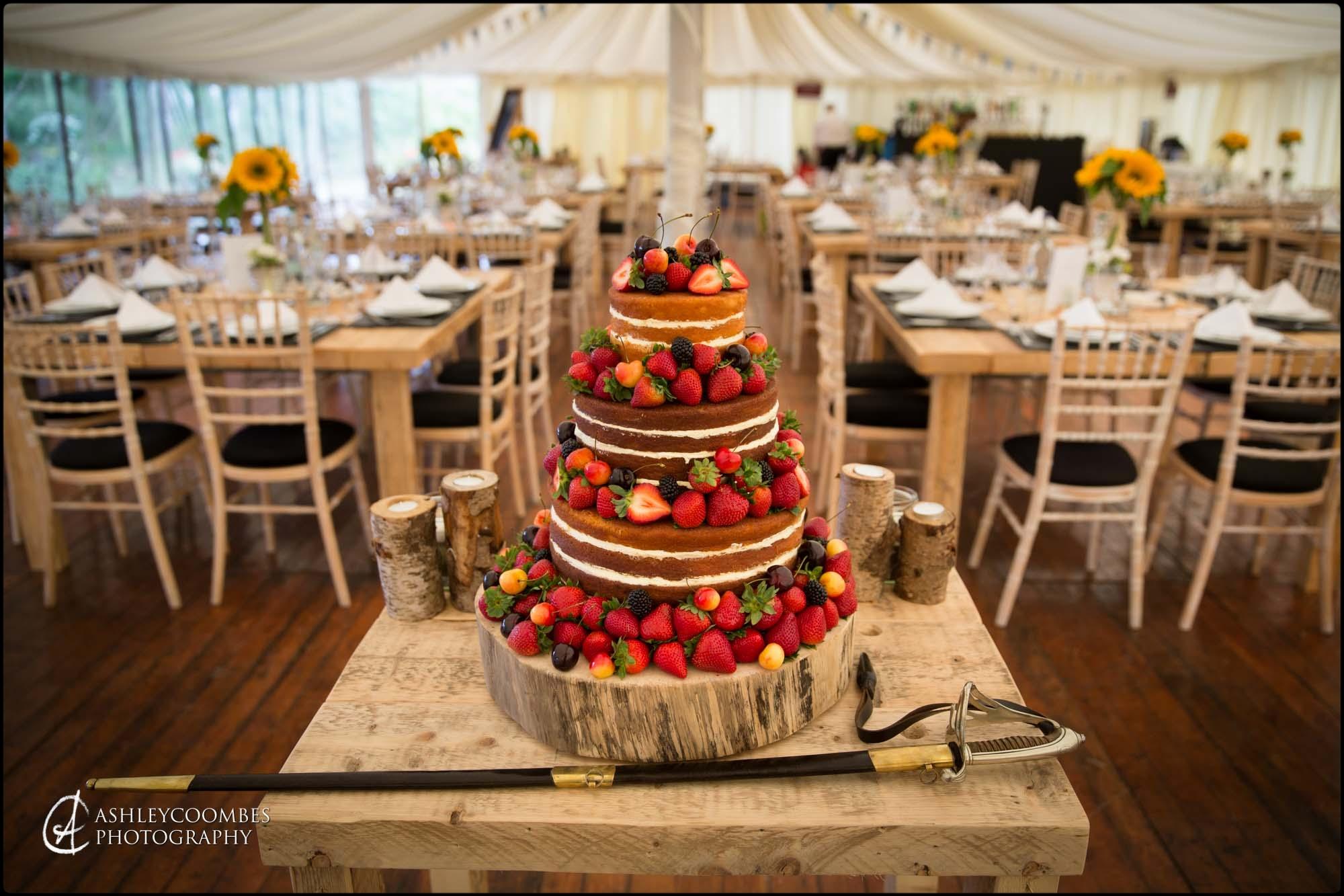 Ravensheugh log cabin wedding east lothian of eilidh josh for Log cabin wedding