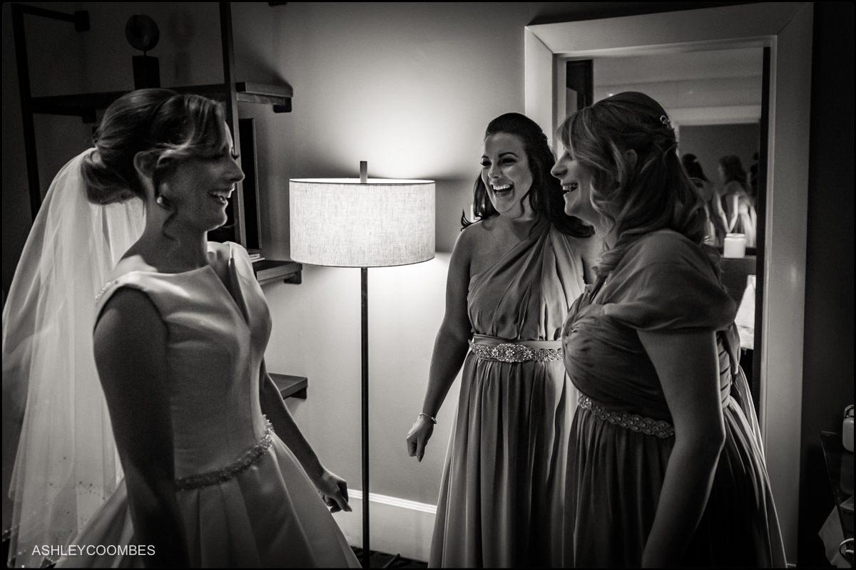 Bridal preparation, Malmaison