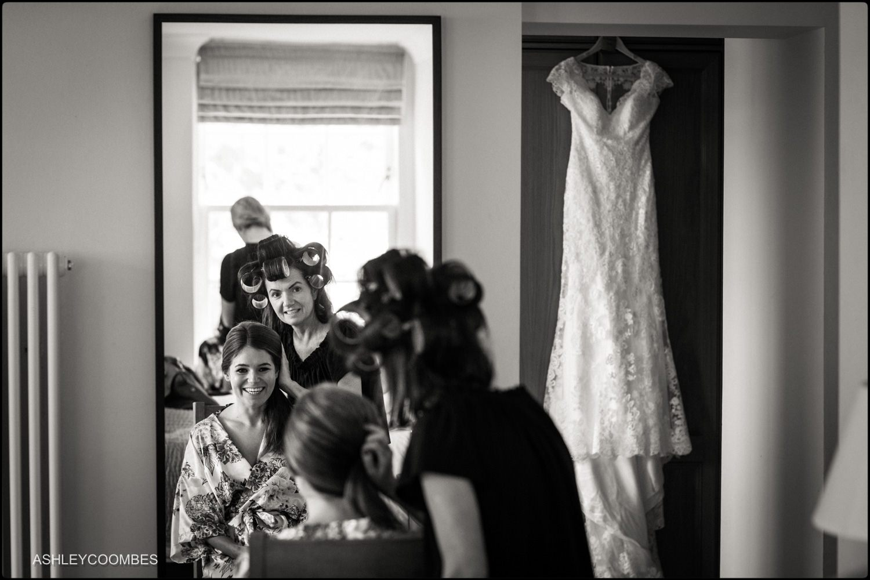 Jewish wedding Bridal prep