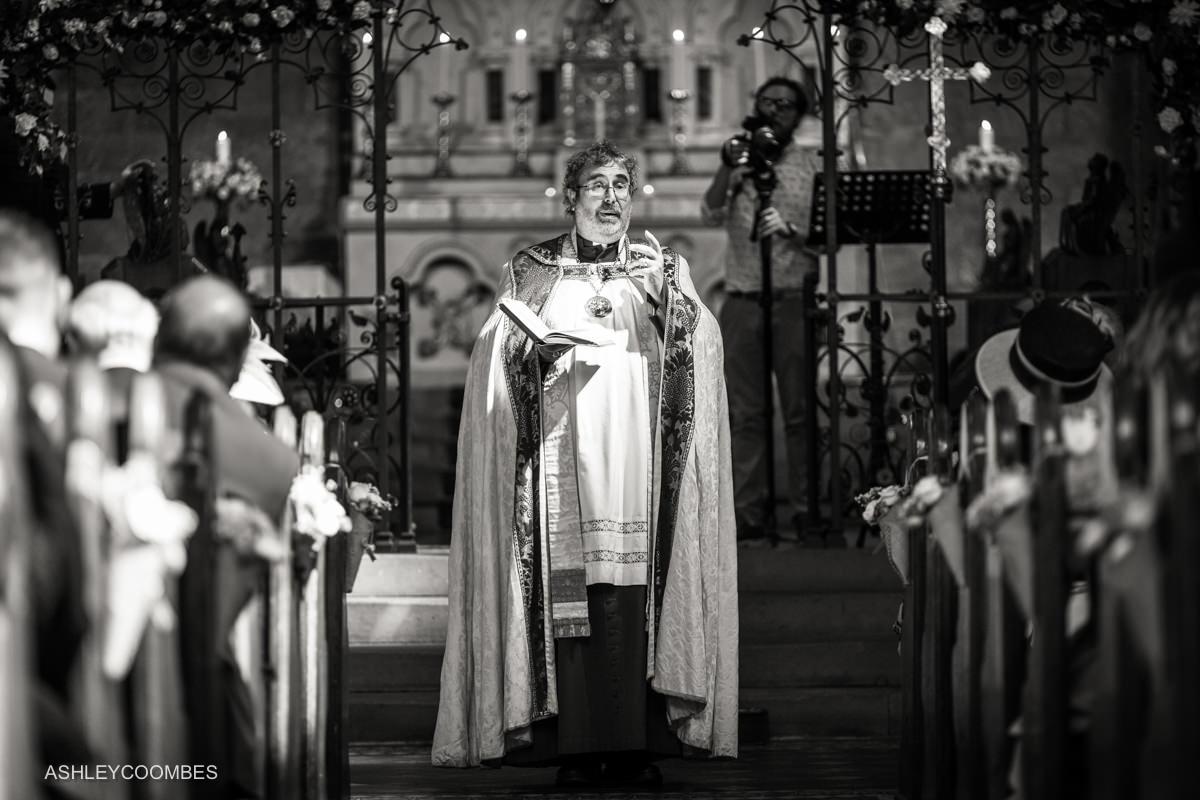 St Margarets Aberlour Wedding