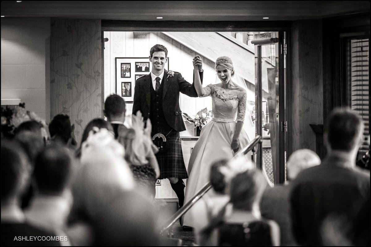 Lochgreen House Hotel wedding