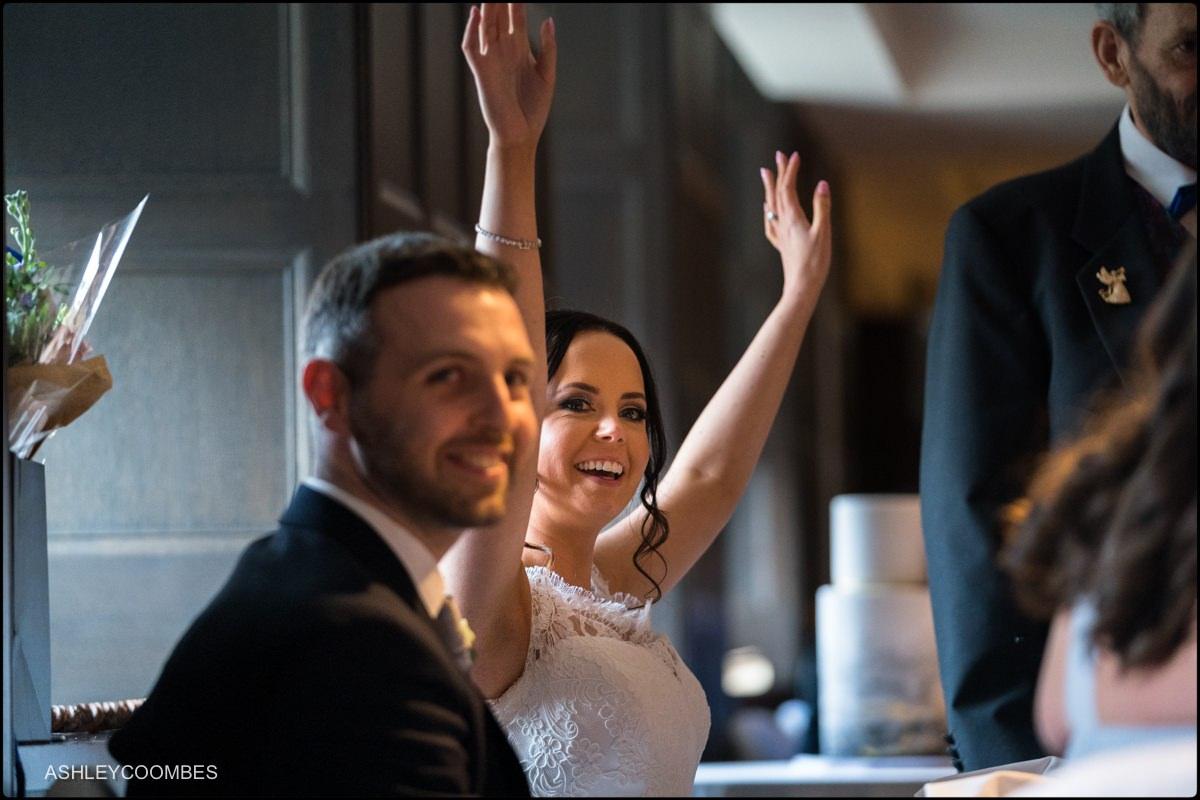 The Blythswood Hotel wedding photographer