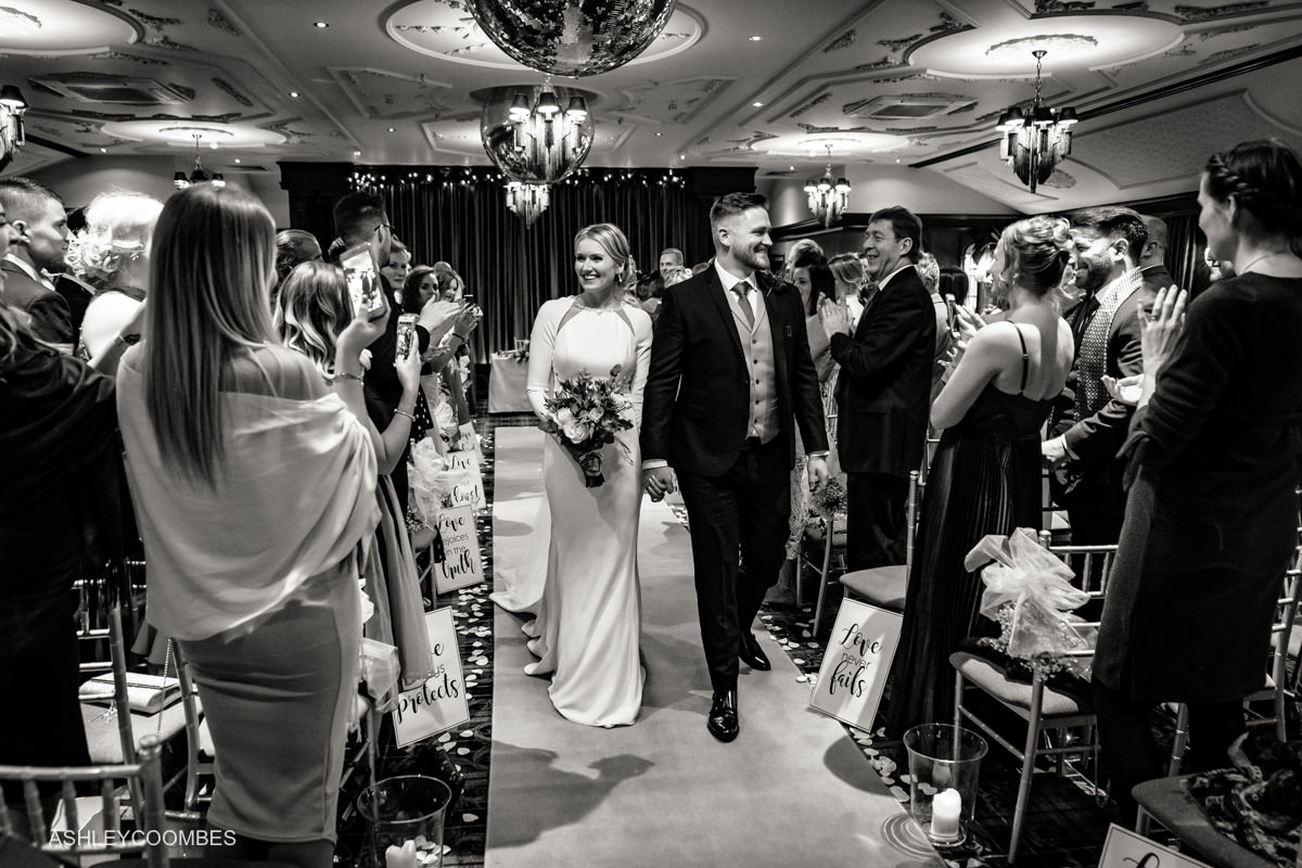 new couple recessional