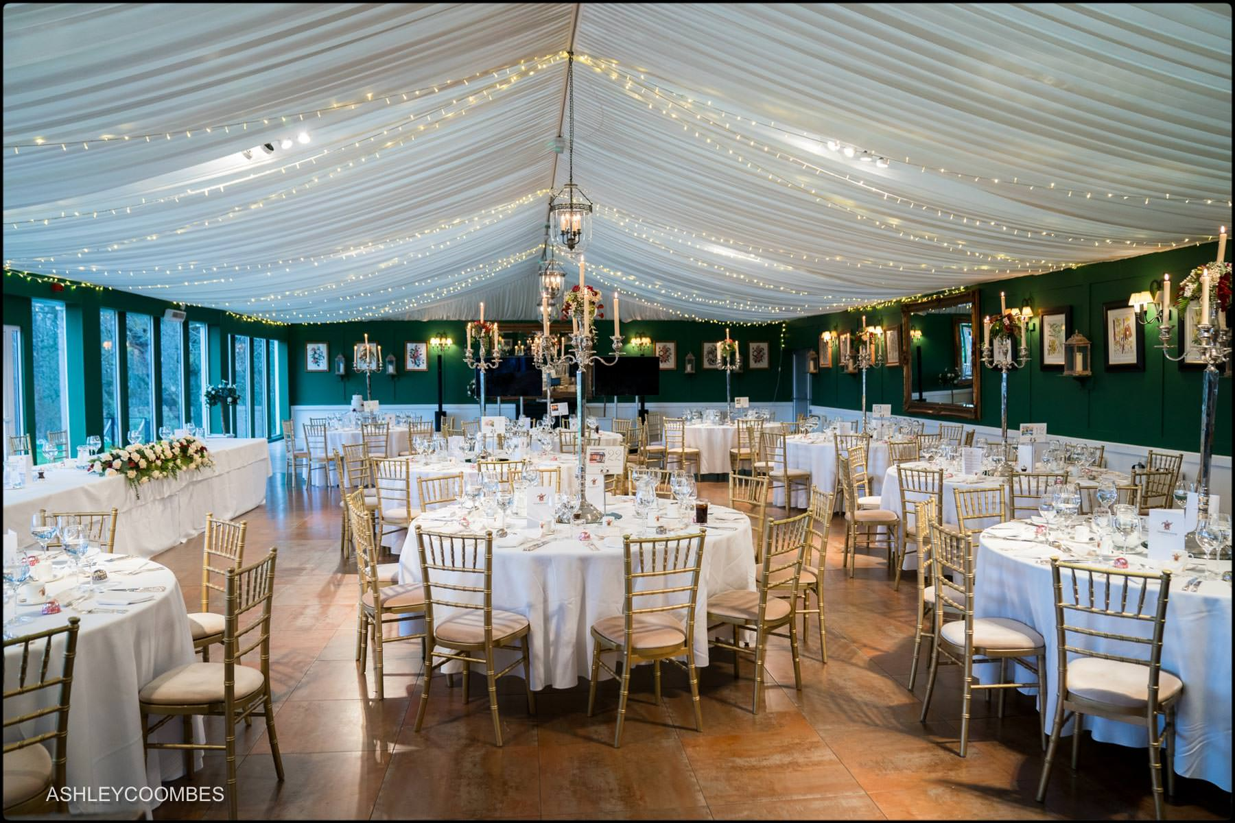 tables marquee
