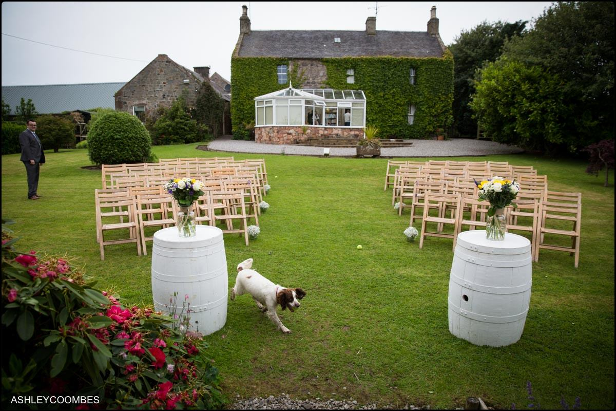 Dalduff Farm Wedding