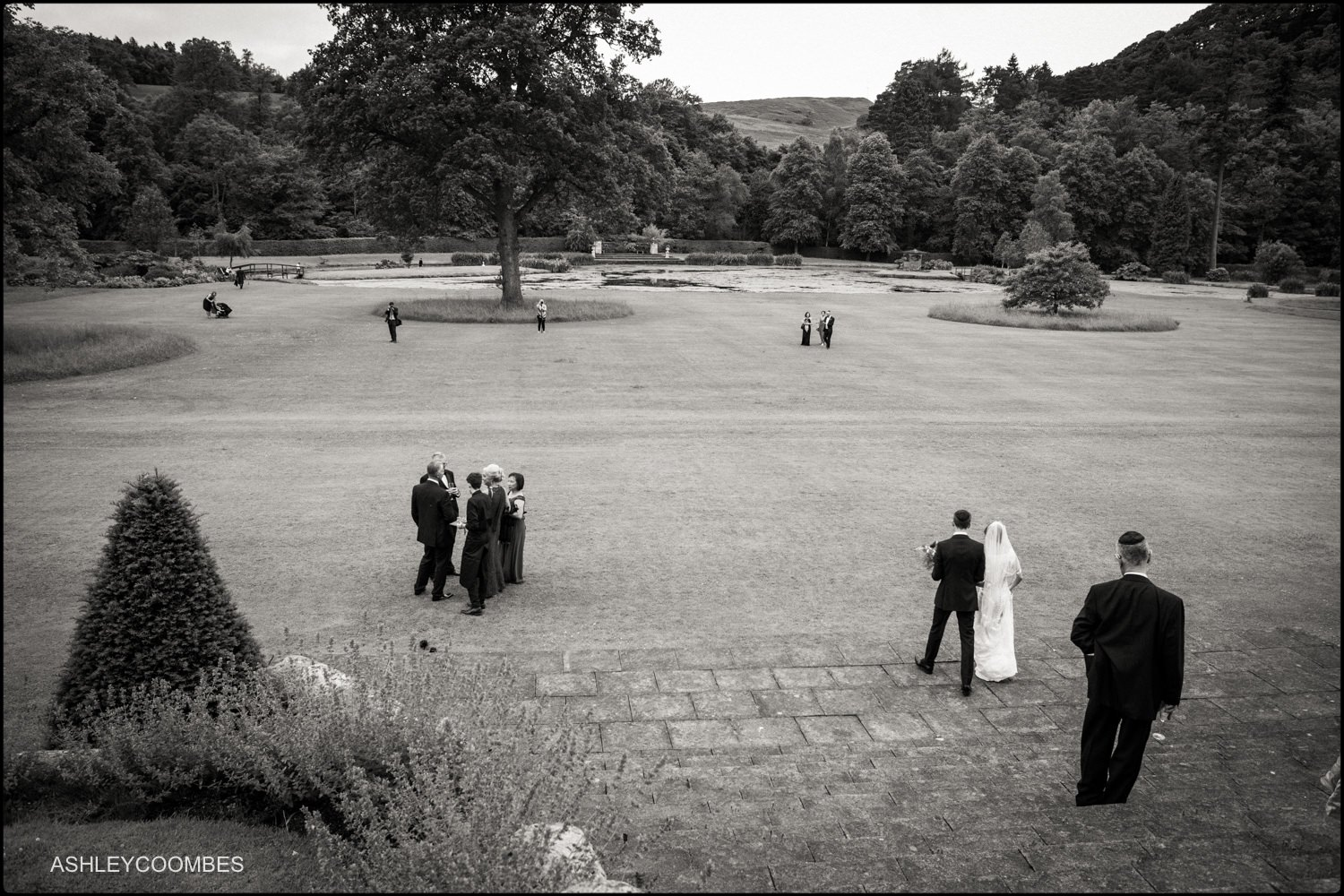 Duntreath Castle wedding