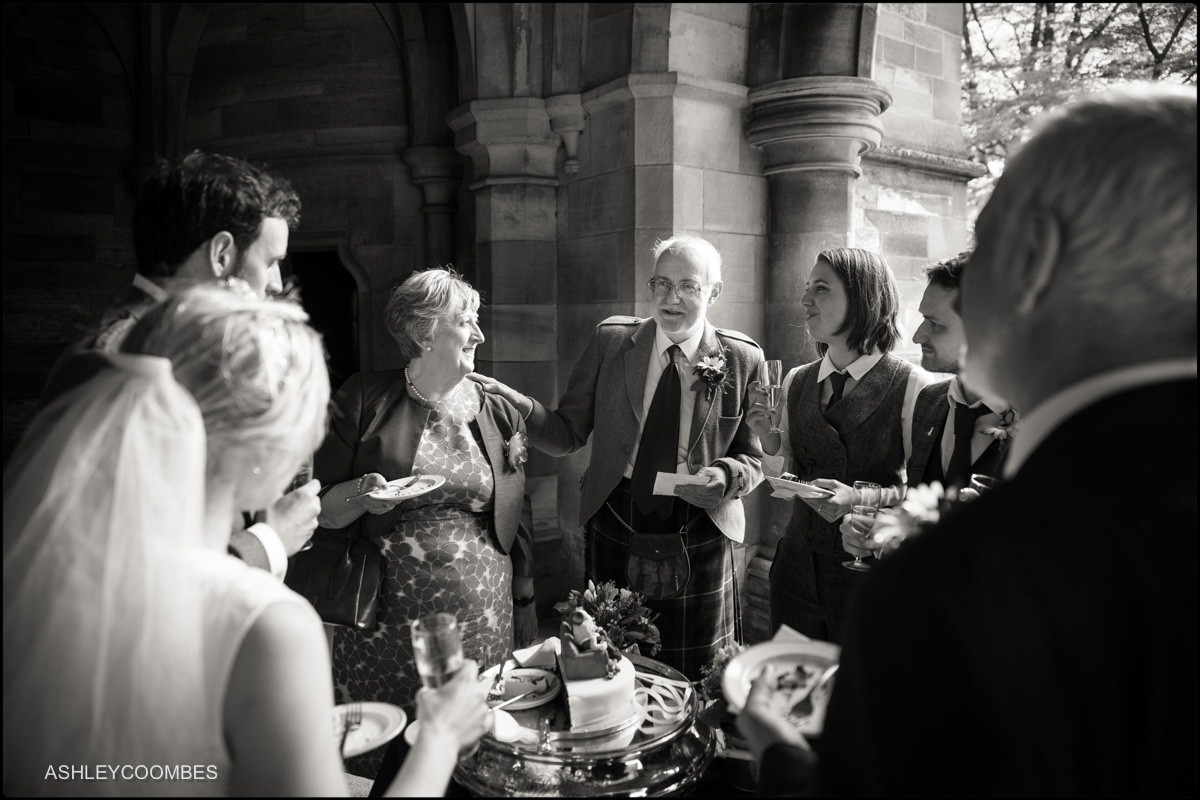 Glasgow-University-Wedding