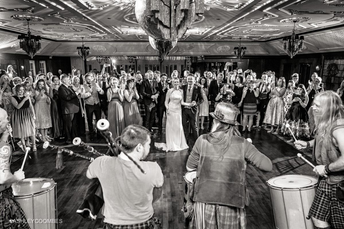 Clanadonia wedding entertainment